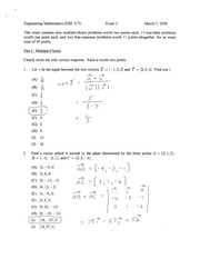 exam 2 spring 2008 solutions