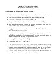 Lecture 2 -  Manipulations in the Thermodynamic Network - Questions.pdf