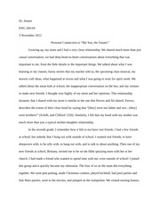 Everyday is a new beginning essay