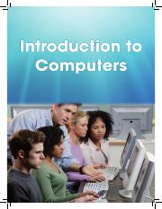 1. Introduction to Computers