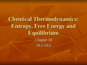 Chemical Thermodynamics.ppt