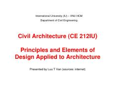 15-Civil Architecture-Principles and Elements of Design Applied to Architecture 24-4-2015 [Compatibi