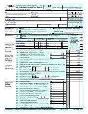Nihill, Sally R. - Federal Tax Project 2015 Form 1040 PHASE 1.pdf
