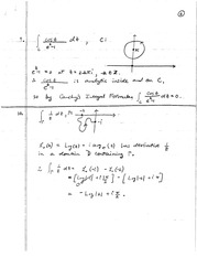 MAth 122 Intergration Notes