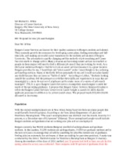 Writing for Business and Professions Midterm Sales Letter