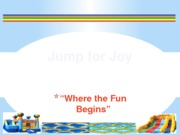 Business Plan_Jump for Joy-powerpoint