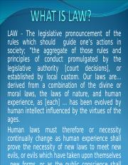 WHAT IS LAW PPT.ppt