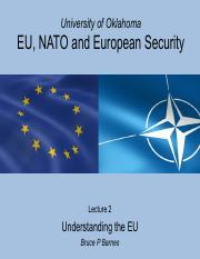 EU, NATO & European Security, Lecture 2 Slides (1).pdf