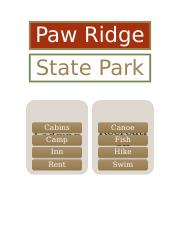 Paw Ridge Sales Proposal.docx