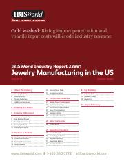 292150355-33991-Jewelry-Manufacturing-in-the-US-Industry-Report