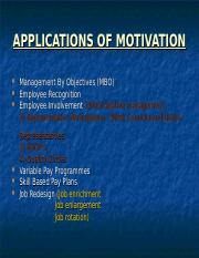 Motivation applications.ppt