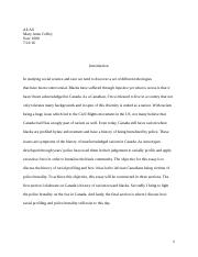 The Essay (1)