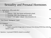 Bkbd_Sexuality and Prenatal Hormones