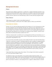 Management Decision 2 - Expanding Your Market (1).docx