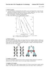 Nanophysics_exercise-sheet_4