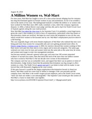 2010+A+Million+Women+Against+Walmart