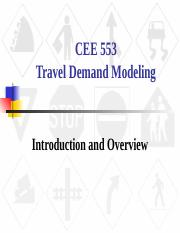 Topic+1_Travel+Demand+Modeling+Overview.ppt