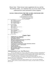 legal enviroment for business Free legal environment papers, essays, and research papers.