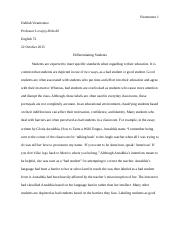 essay successful college student viramontez delilah 5 pages essay 3 good student bad student