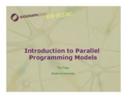 02 Introduction to Parallel Programming Model (SIGGRAPH 2009)
