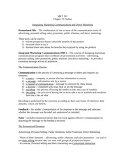 Chapter_15_Outline_-_Integrated_Marketing_Communications_and_Direct_Marketing