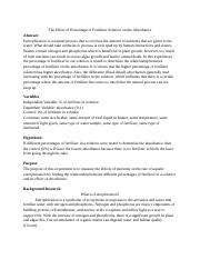 Eutrophication and Aquatic Interactions.docx