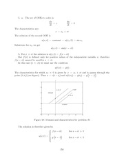 Differential Equations Lecture Work Solutions 250