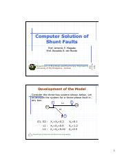 Lecture 10 Comp Soln Shunt Faults.pdf
