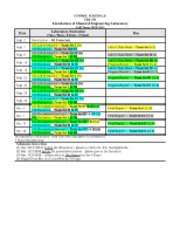 SCHEDULE- Colors-(2010 USE