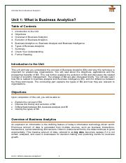 Unit 01 - What is Business Analytics.pdf