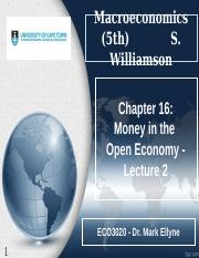Chapter 16_Money in SOE_Lecture 2_SOE with Money