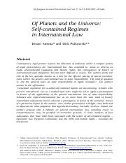 3 - Simma and Pulkowski, Of planets and universe