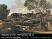 French Baroque - Poussin and Lorraine