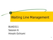 311_session_6_waiting_line_management_hiroshi