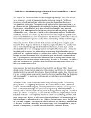 anthropology op ed • op-ed style essays • poetry  anthropology and  we are a section of the american anthropological association founded in 1968 to advance scholarship on.