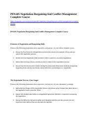 PPA_605_Negotiation_Bargaining_And_Conflict_Management_Complete_Course.docx