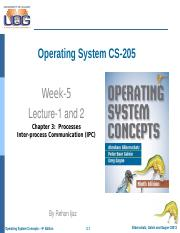 OS Week 5 Lec 1 and Lec 2.ppt