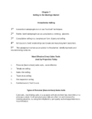 Chapter 7 class notes