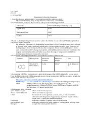 Lab Report Experiment A.docx