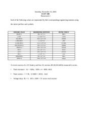 Homework help electronics lab