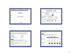 4 Unit 3 Exercises with solutions