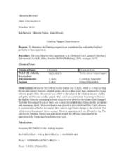 experiment 2 synthesis of potassium alum cheyenne roohani chem rh coursehero com College Chem Lab chem 1212 lab manual answers