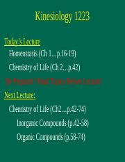 Homeostasis and Chemistry.ppt