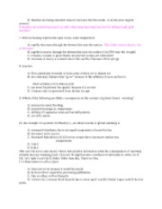 Practice Questions 7-11