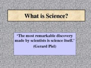 Topic01-WhatisScience