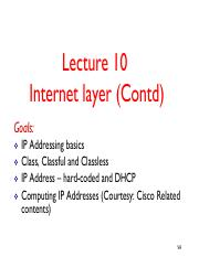 Lecture 9 Session 10 - Network Layer.pdf