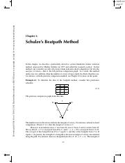 6. Beatpath Method