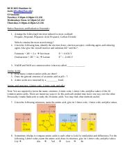 BCH 3033 Fall 2015 Worksheet 4.doc