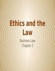 Ethics and the Law.pptx
