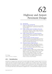 Highway and Airport Pavement Design